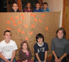 "Our ""Thanks""giving Tree"