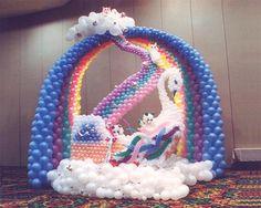 Balloon arch. #balloon-arch #balloon decor #balloon decor