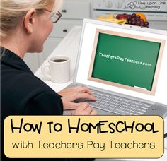 How to Homeschool with TPT