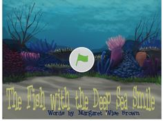 The Fish with the Deep Sea Smile from So Tomorrow.  A project using Scratch