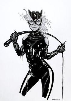 Catwoman - Carlos Angeli