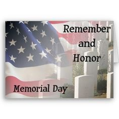 Let's not forget WHY it is Memorial Day!! Thank you to all that have served....