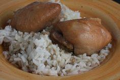 A Year of Slow Cooking: CrockPot Brown Sugar Chicken Recipe