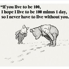 If you live to be 100...