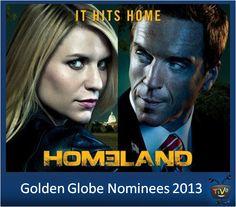 Best Television Series - Drama: Homeland