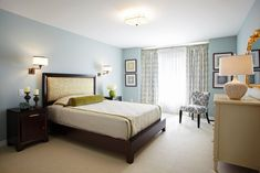Shipyards Model Home Guest Bedroom Idea Picture listed in:
