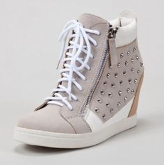 Dupree Wedge. I love these- you can look sporty and taller at once :)