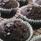 Chocolate chip muffins.  I substituted whole wheat flour and used coconut oil in place of vegetable oil.  They were delicious!!!!