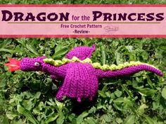 Free Dragon Crochet Pattern