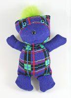 Sock Troll Sock Doll Craft From www.daniellesplace.com