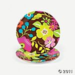 bright floral pattern plates #orientaltrading floral patterns, plates, pattern plate, fairi birthday, birthday idea, 80th birthday, gardens, banquet, plate orientaltrad