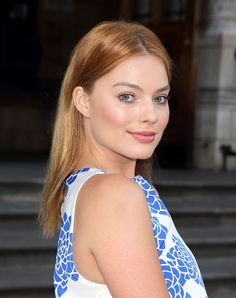 Margot Robbie is perfect hair inspiration if you're thinking of switching things up!