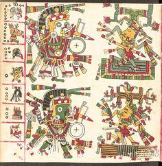 --Page 09--  Codex Cospi (Loubat 1898)