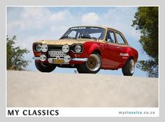 Classic Car For Sale: 1969 Ford Escort MK1 BDA ALAN MANN  (€59000)