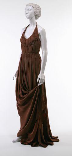 Evening gown, 1949  Edward Molyneux