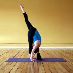 Balancing Act: Relinquish Fear Through Yoga