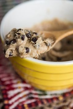 Cookie Dough Nut Butter