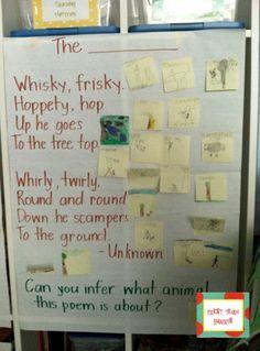 Inferences / Visualizing 1st Grade