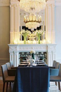 Gorgeous Dinning Room! [ Wainscotingamerica.com ] #dining #wainscoting #design
