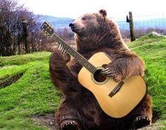 Bearing his soul thru music.