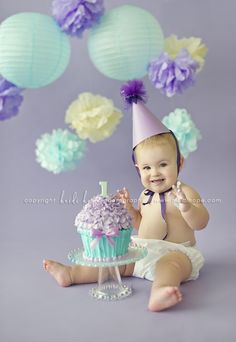 color, background, 1st birthday, giant cupcakes, purpl cake, year, purple smash cake, purple cake smash, purple cakes