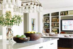 cozy living space | California Home + Design