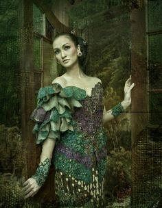 Modern kebaya -Anne Avantie