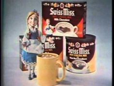 Swiss Miss Instant Cocoa 1977 TV commercial