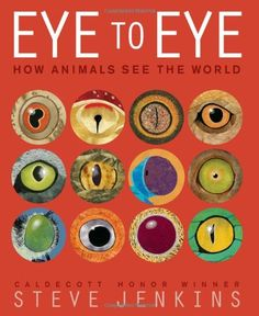 Eye to Eye: How Animals See The World: Steve Jenkins: 9780547959078: Amazon.com: Books
