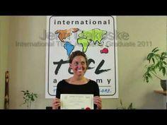 Jenn Testimonial: Moving to South Korea - International TEFL Academy