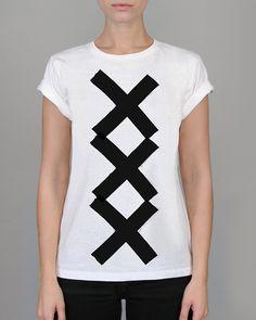Eco Printed Organic Cotton T-shirt Vegan