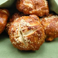 pretzel bread recipe