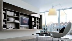 interior design, modern living rooms, wall units, entertainment units, tv wall, tv room, living room designs, living room walls, live room