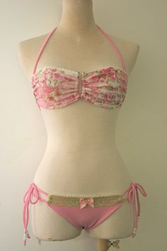 sweet lolita bikini @sweetchicswimwear