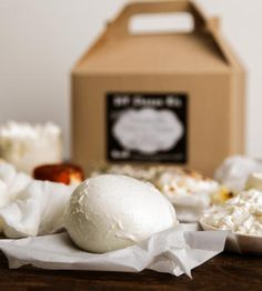 Deluxe DIY Cheese Kit by Urban Cheesecraft