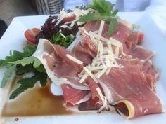 Parma Ham Italian Style Salad