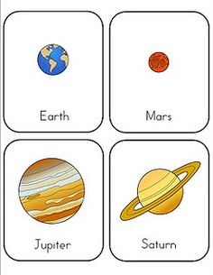 - planets