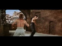 Bruce Lee - I don't know why people go on about Chuck Norris so much (I must have missed that memo) but Bruce Lee is easily the best martial artist I've seen on film.