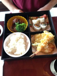 Bento Box at Epcot Japan