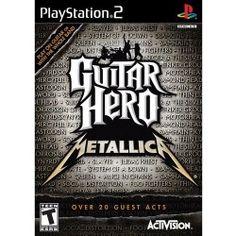 Guitar Hero Metallica (PS2)