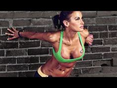 Hiit Core workout - fully stacked abs!!!  Give this one a go if you want to really target those abs. Train with us at home for free. http://www.TheDailyHiit.com