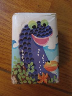 Vintage Avon Cedric Sea Serpent Soap 3 oz  $8.00