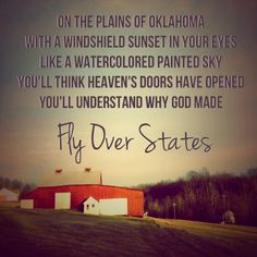 Jason Aldean~ Fly Over States