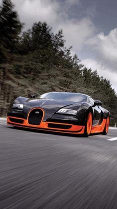 Bugatti Veyron, super, Cars