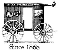 This is the way Wadkins products came to my Grandmother.