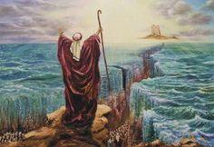 Moses (born around 1,540 BC)