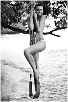 Miranda Kerr by Will Davidson