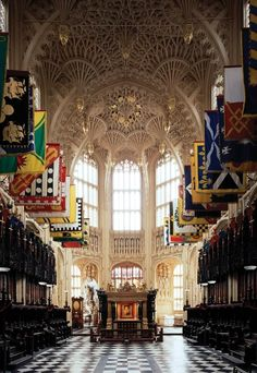 adeona:  Henry vii's lady chapel at Westminster Abbey. The fan vault ceiling is one of the most breathtaking things I have ever seen.