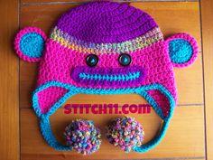 Neon Child Monkey Ha