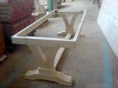 table bases, tabl base, furnitur idea